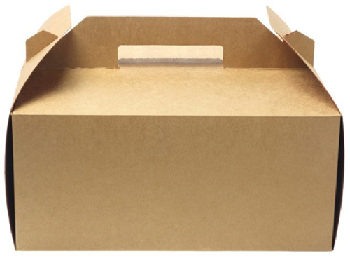Cardboard To Go Box