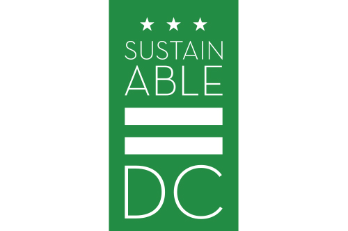 Sustainable DC Green Logo