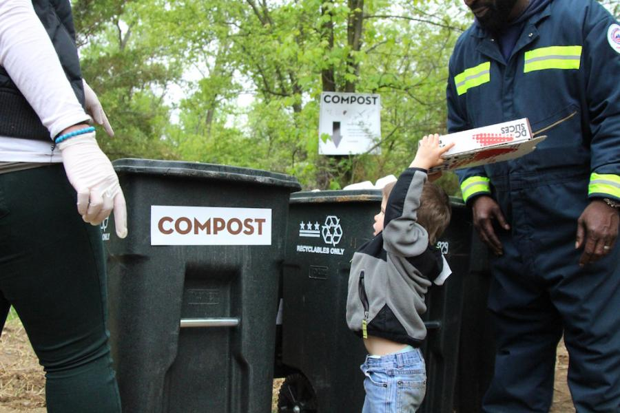 Get Involved with Zero Waste DC