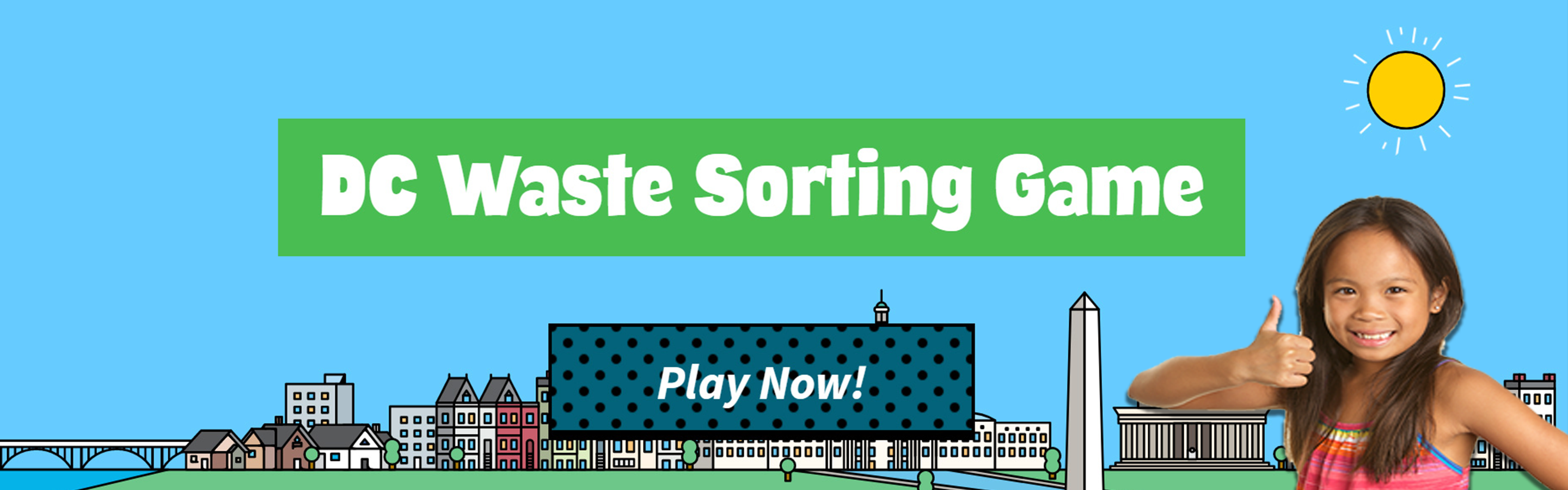 DC Waste Sorting Game