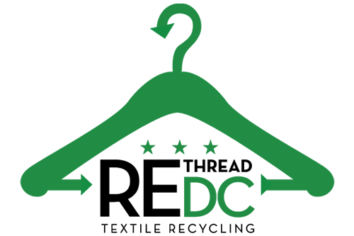 ReThread DC Logo about Textile Recycling