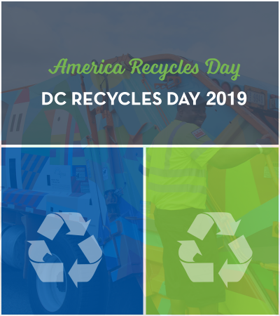 DC Recycles Day 2019