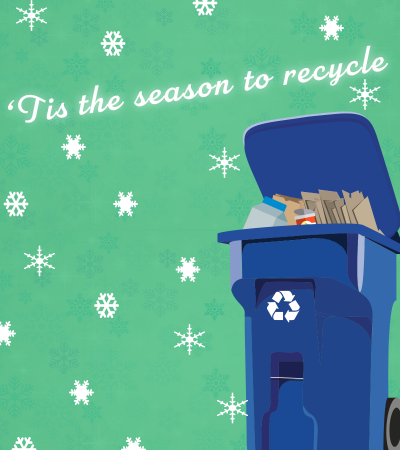'Tis the Season to Recycle